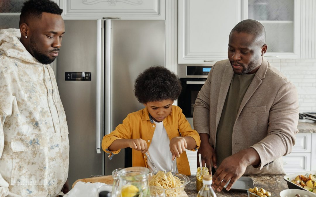 Jr. Chefs (9 – 13 year olds)